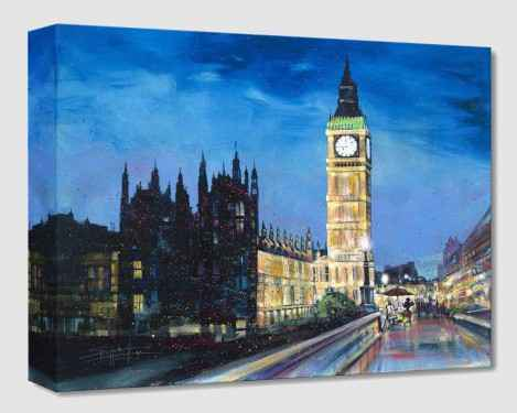 Painting the Town by  Stephen Fishwick - Masterpiece Online