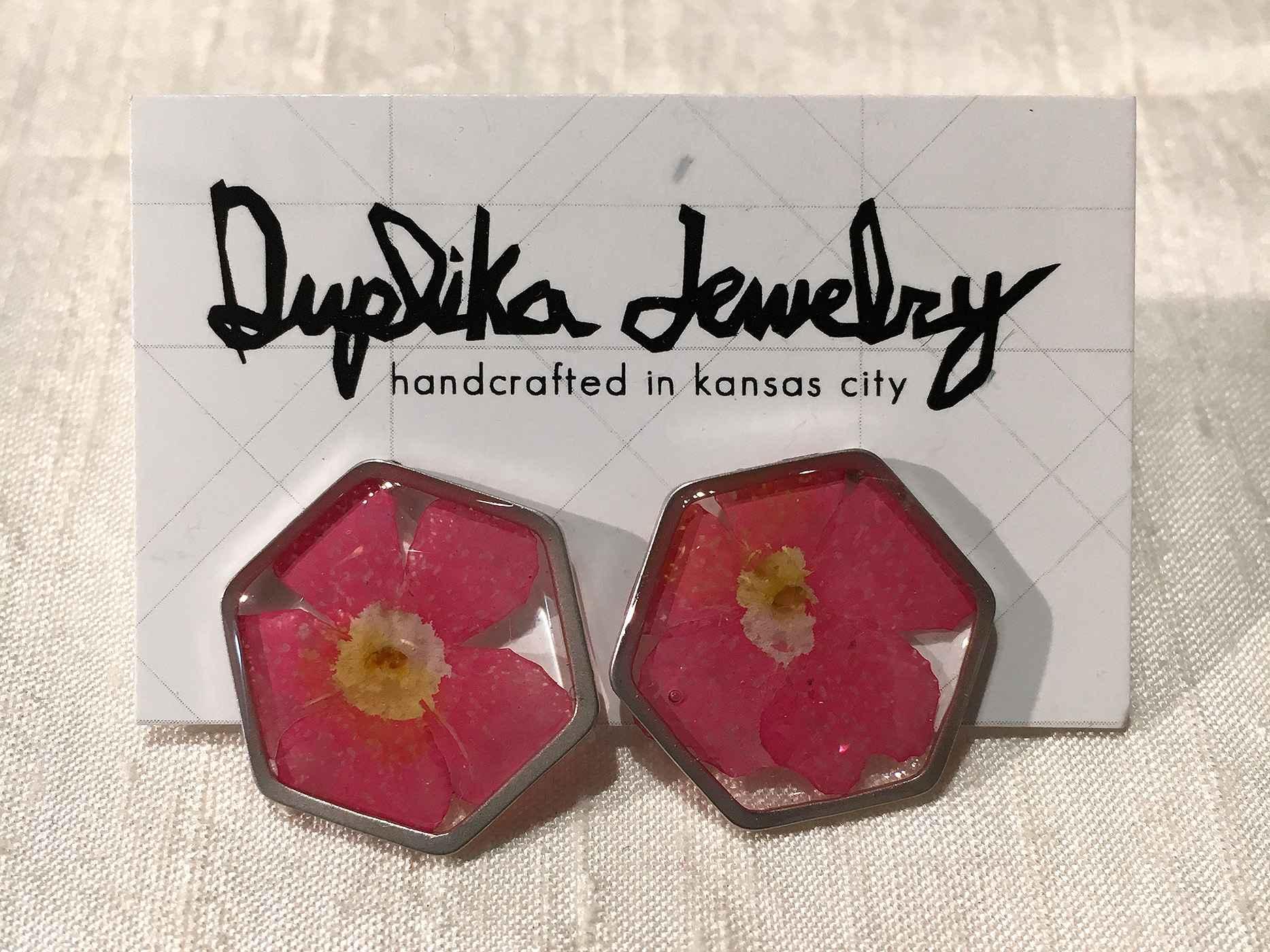 Duplika Pink Hexagona...