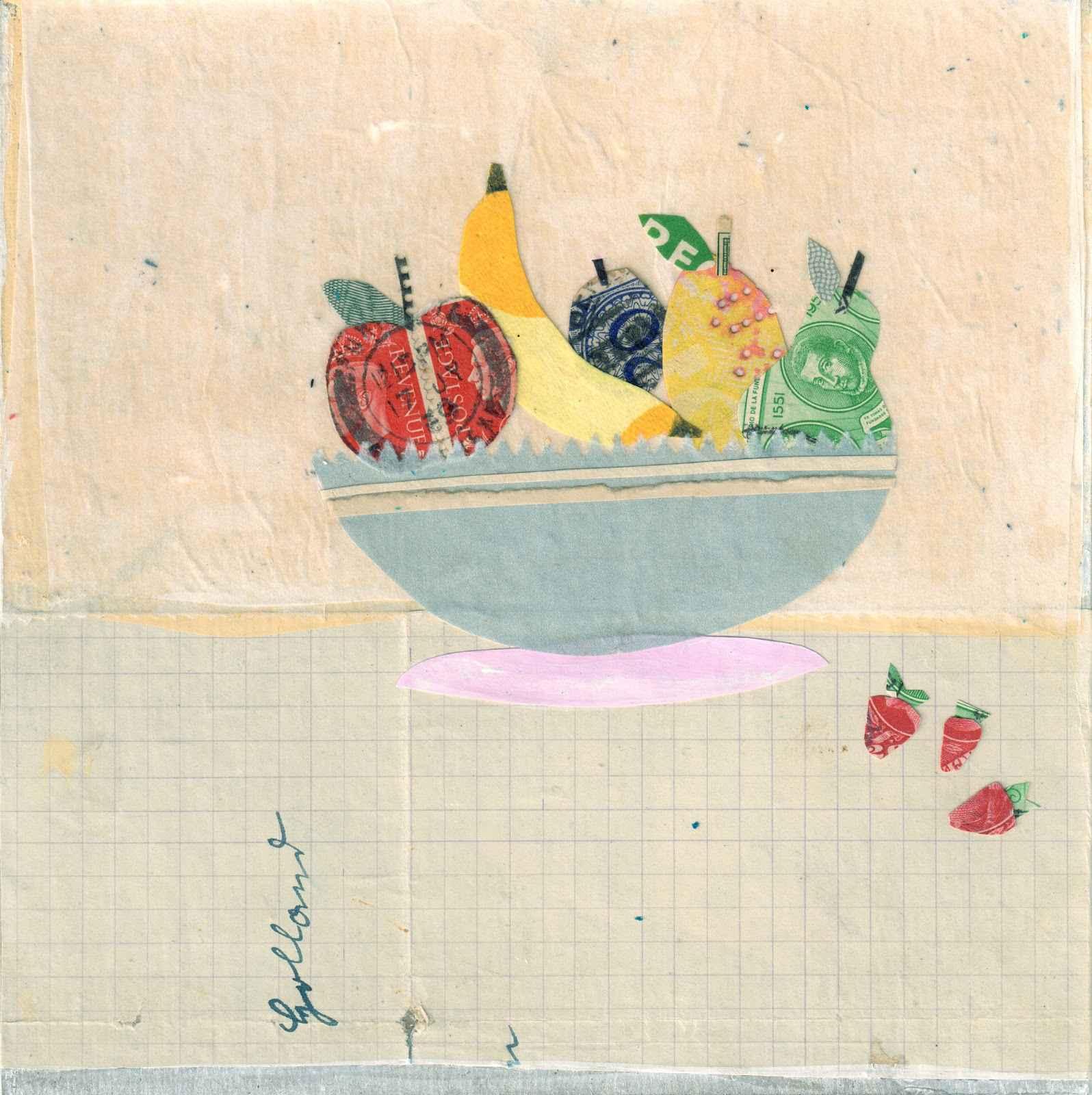 Kitchen Fruit  by  Amy Gorrek