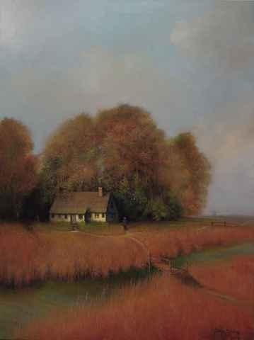 Hideaway by  Roger  Budney - Masterpiece Online