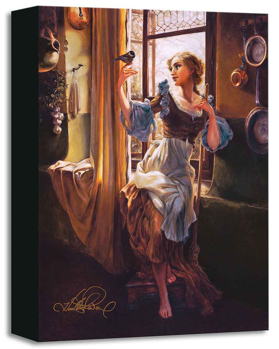 Cinderella's New Day ... by  Heather Theurer - Masterpiece Online