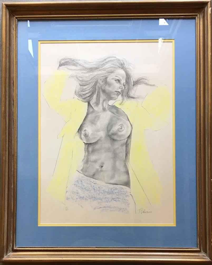 J. Ballerino - Nude  by  Resale Gallery