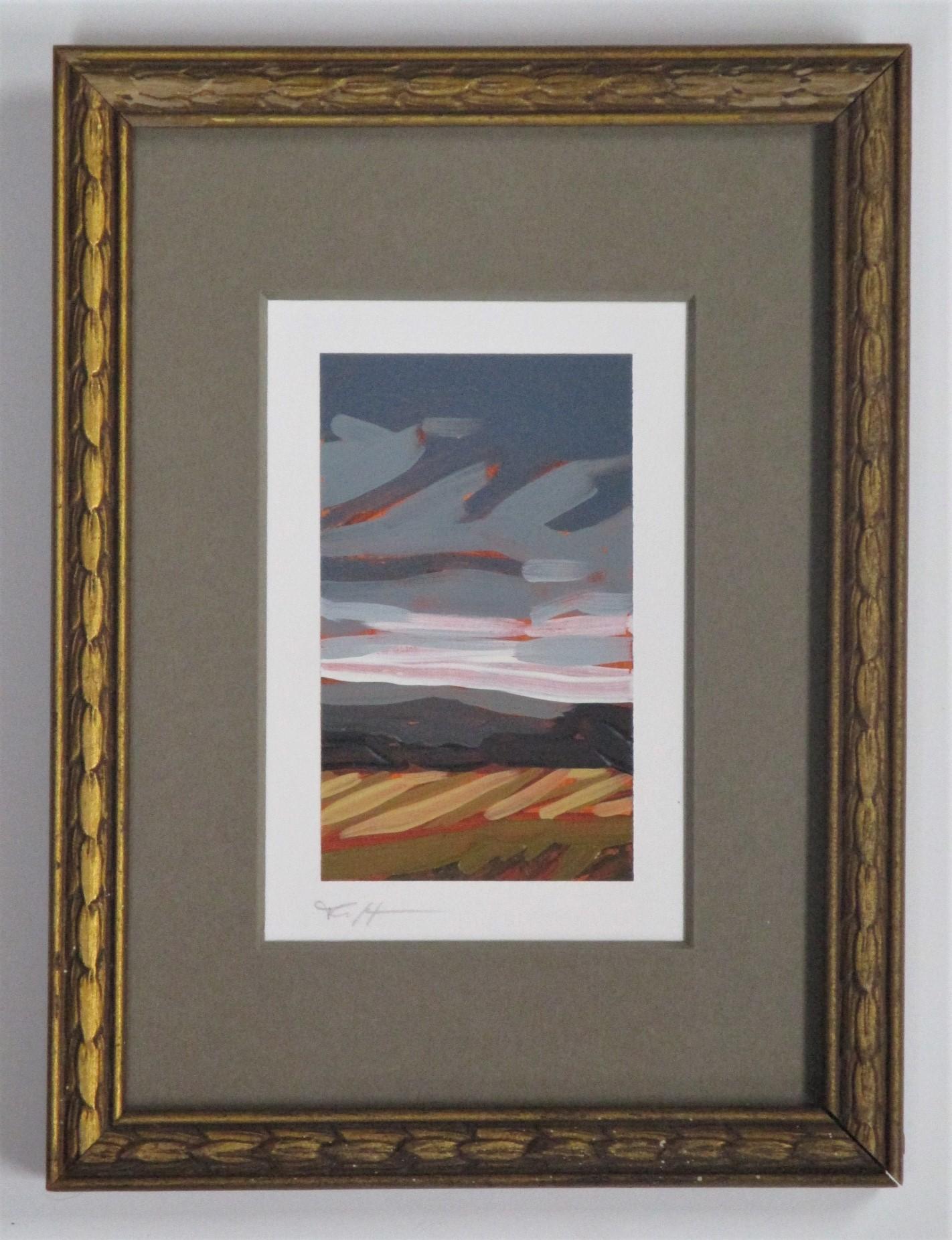 Untitled (dark clouds) by  Renee Hartig - Masterpiece Online