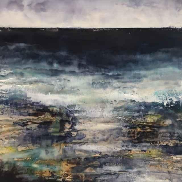 Stormy Shoreline I by  Emma Ashby - Masterpiece Online