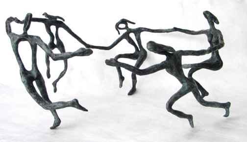 The Dance by  Jay Lagemann - Masterpiece Online