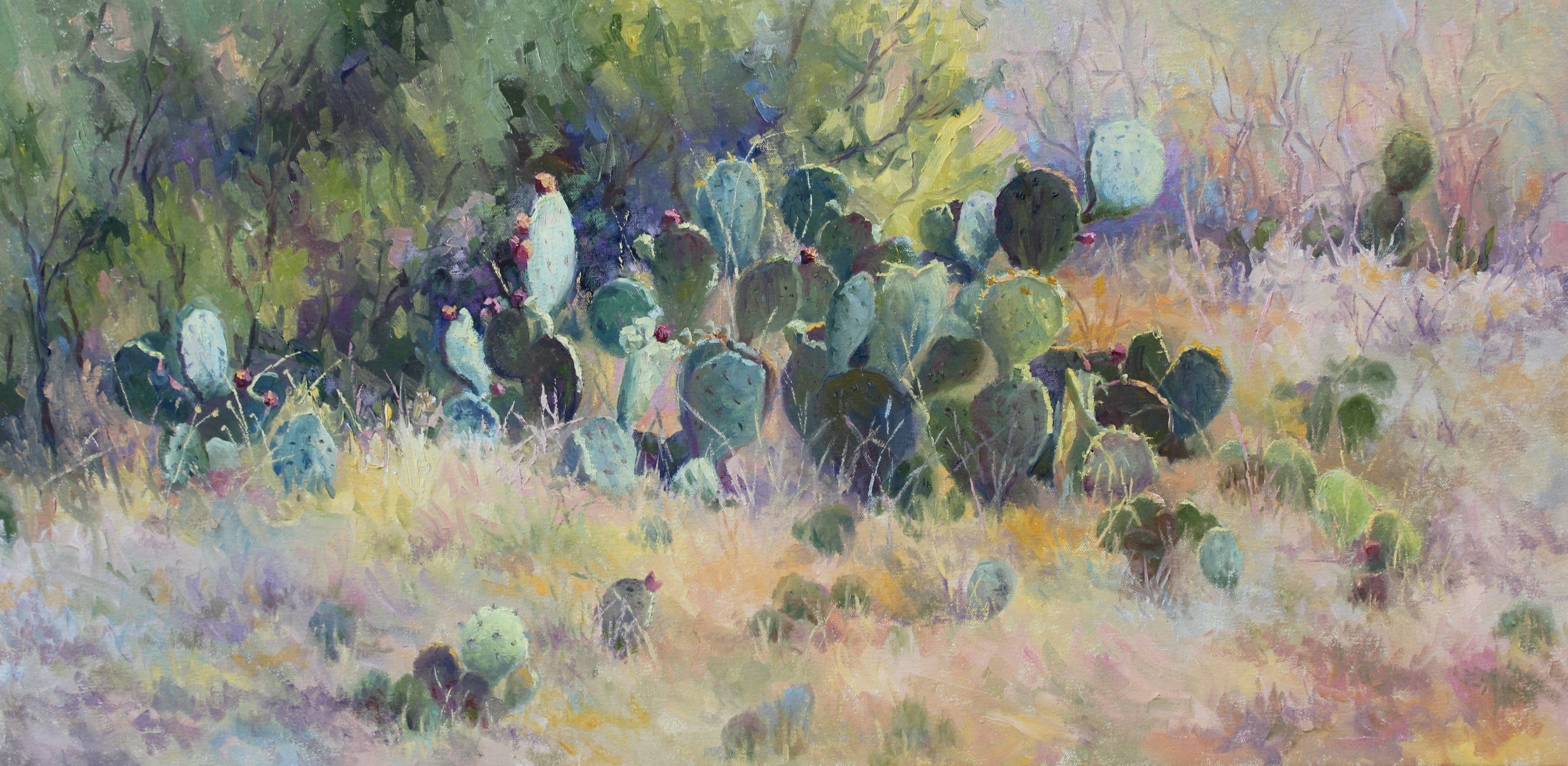 Taking Over by  Barbara Mauldin - Masterpiece Online