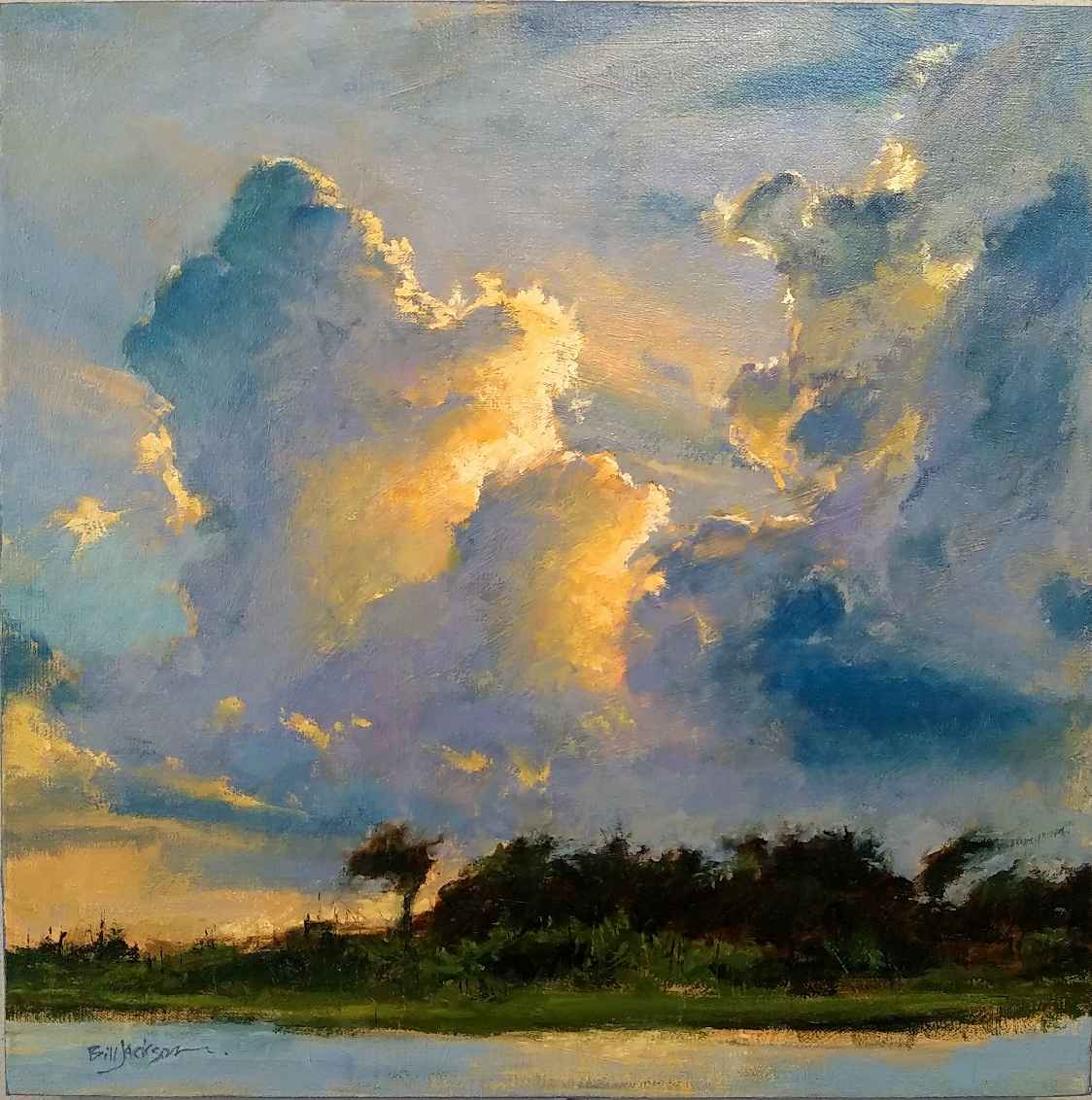 Carson Clouds Arising... by  Bill Jackson - Masterpiece Online