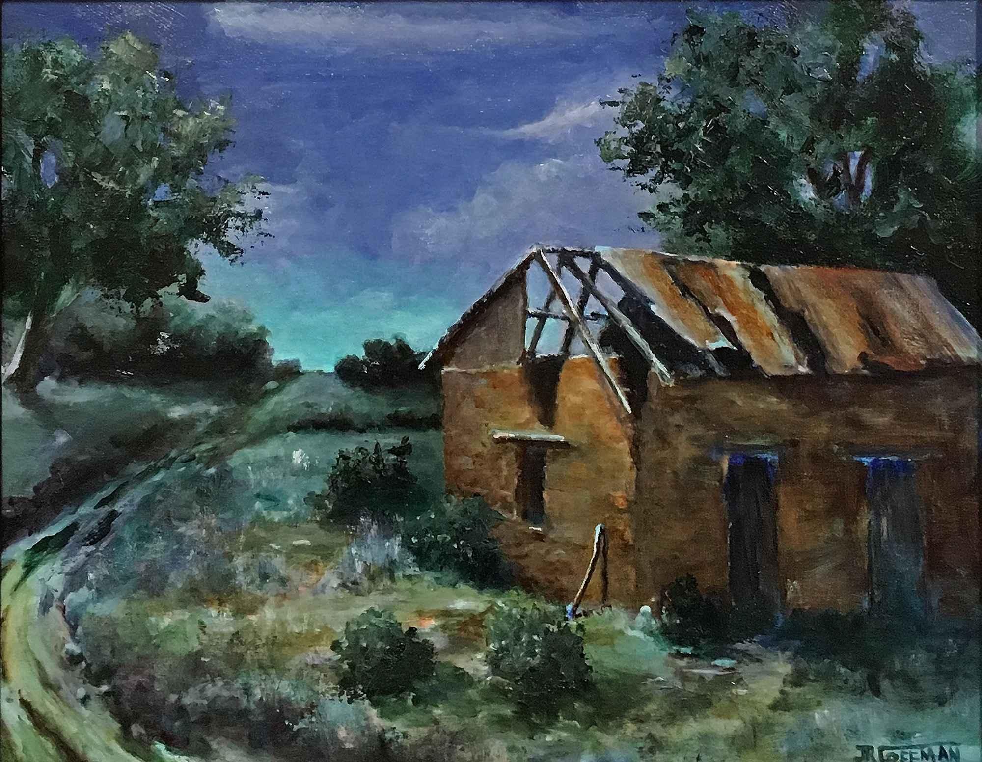 Almost Dark - Kansas ... by  Jim Coffman - Masterpiece Online