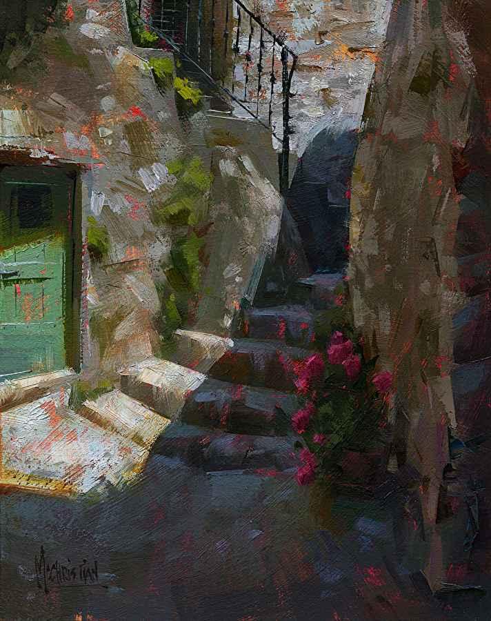 Green Door by  Jennifer McChristian - Masterpiece Online