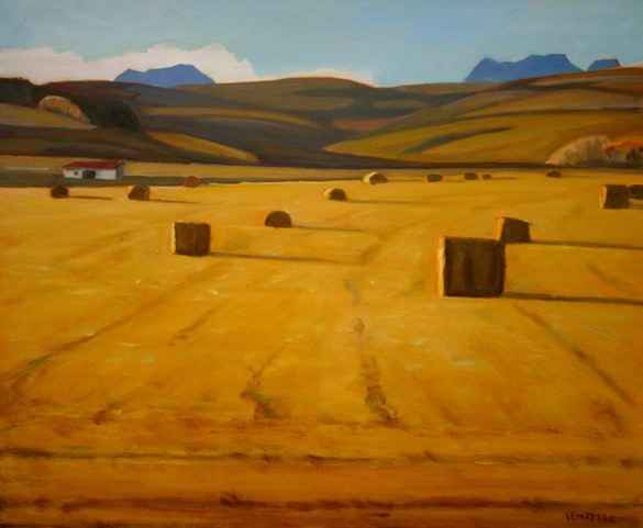 Long Shadows by  Denise Lemaster - Masterpiece Online