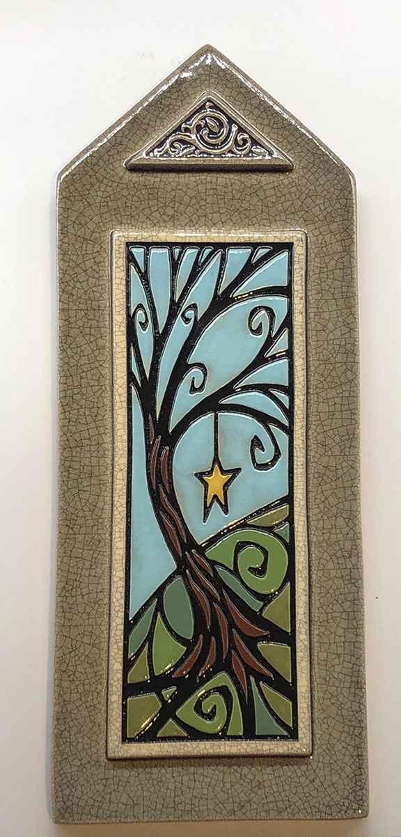 Glazed Tree/Star