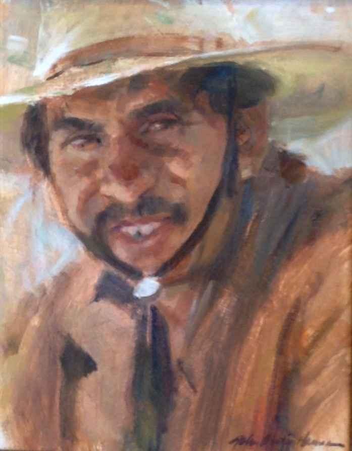 Vaquero by  John Austin Hanna - Masterpiece Online