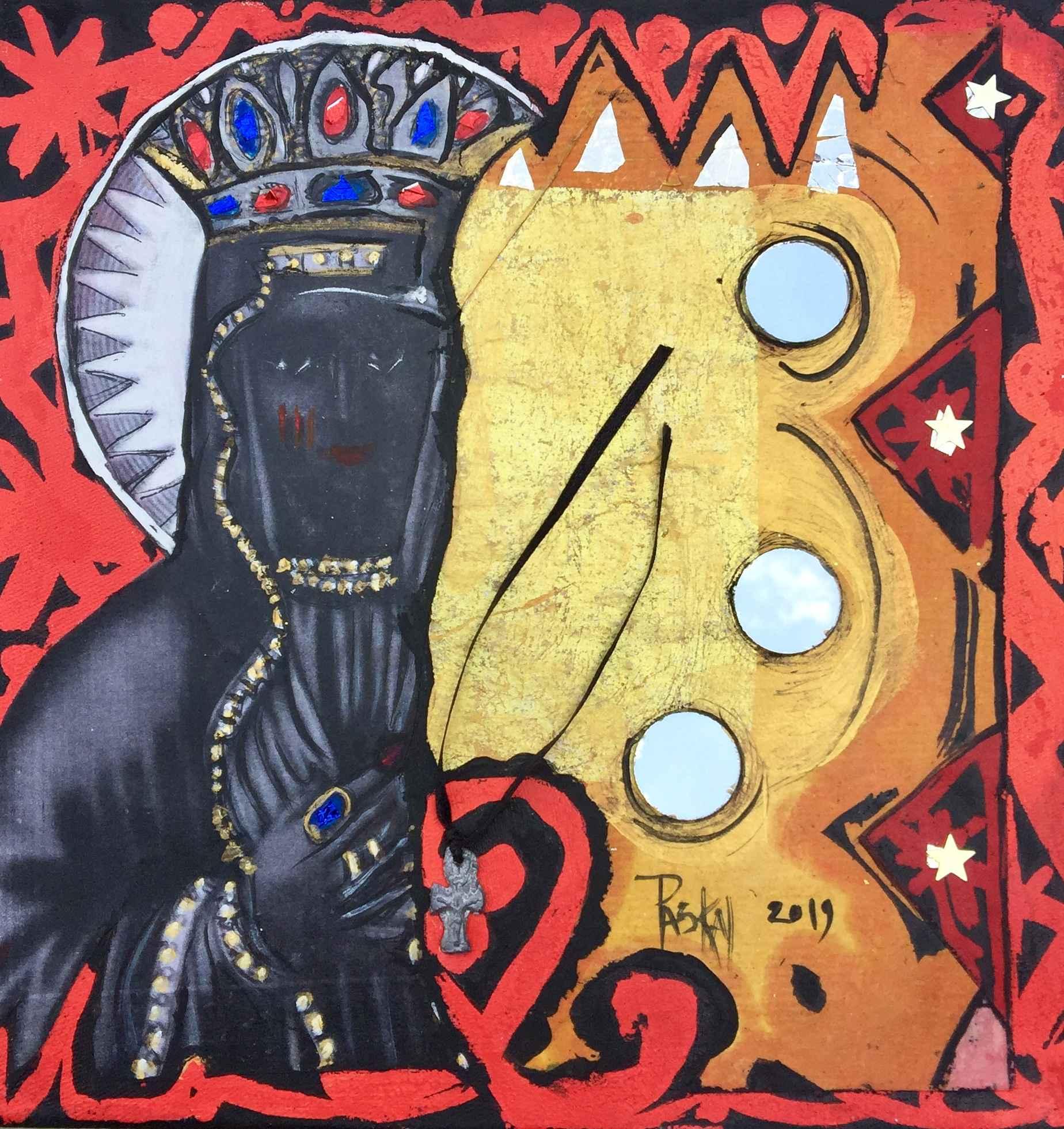 Fanm Pa Lavyej #18 by  Pascale FAUBLAS - Masterpiece Online