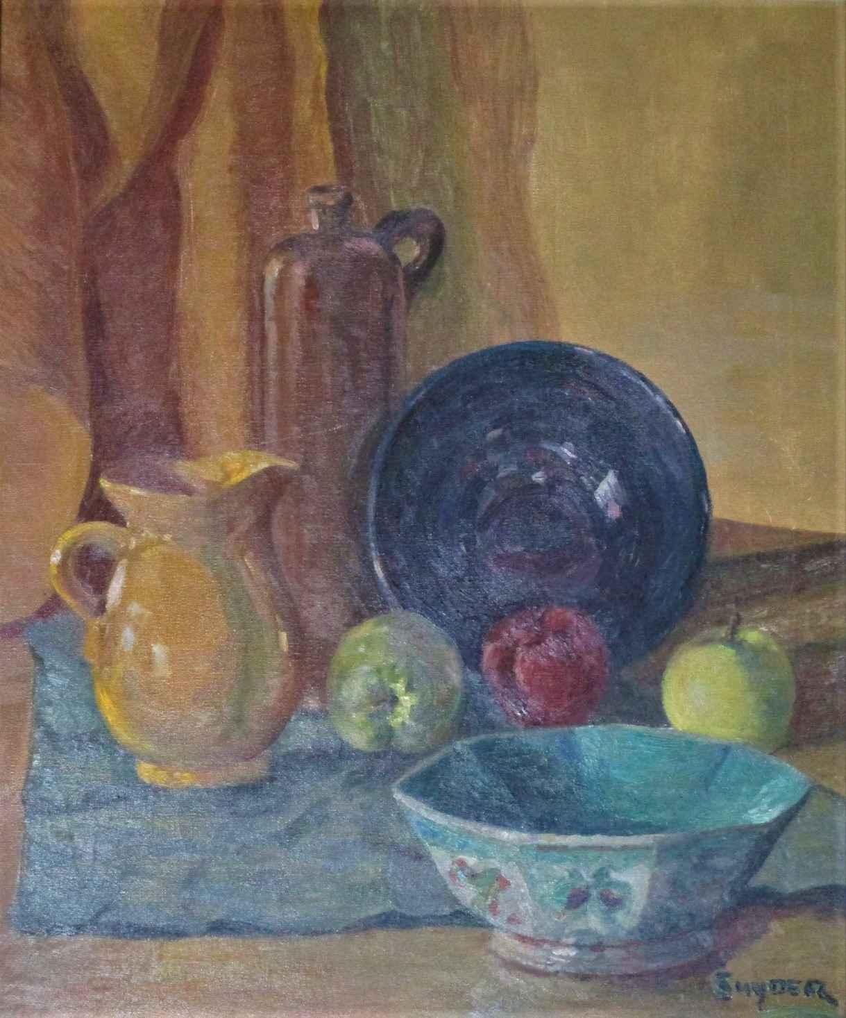 Unknown ( still life ) by  Amanda Snyder - Masterpiece Online