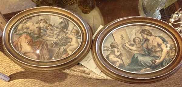 Pair of Etchings by  Italian  - Masterpiece Online