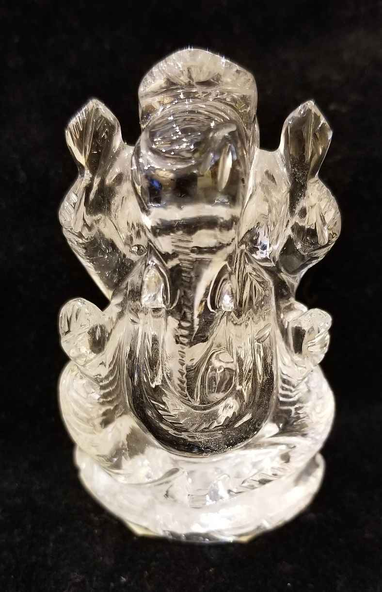 Quartz Ganesh by  Starborn  - Masterpiece Online