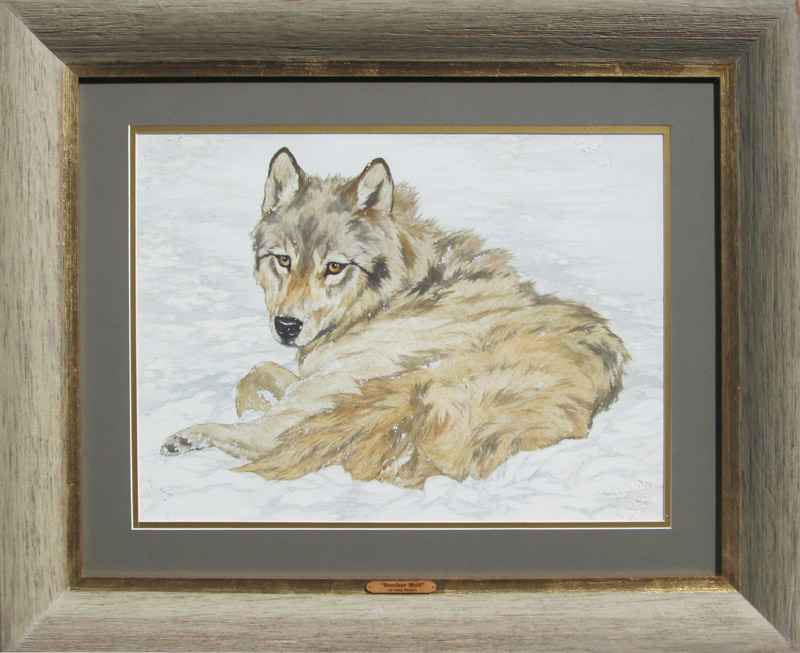Brother Wolf by  Cathy Munson - Masterpiece Online