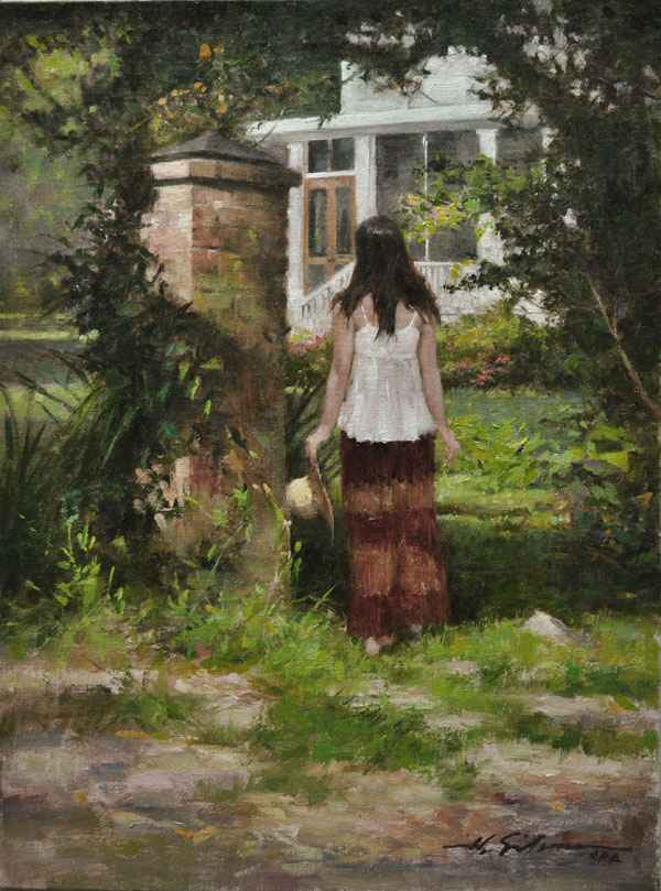 Coming Home by  Hodges Soileau - Masterpiece Online
