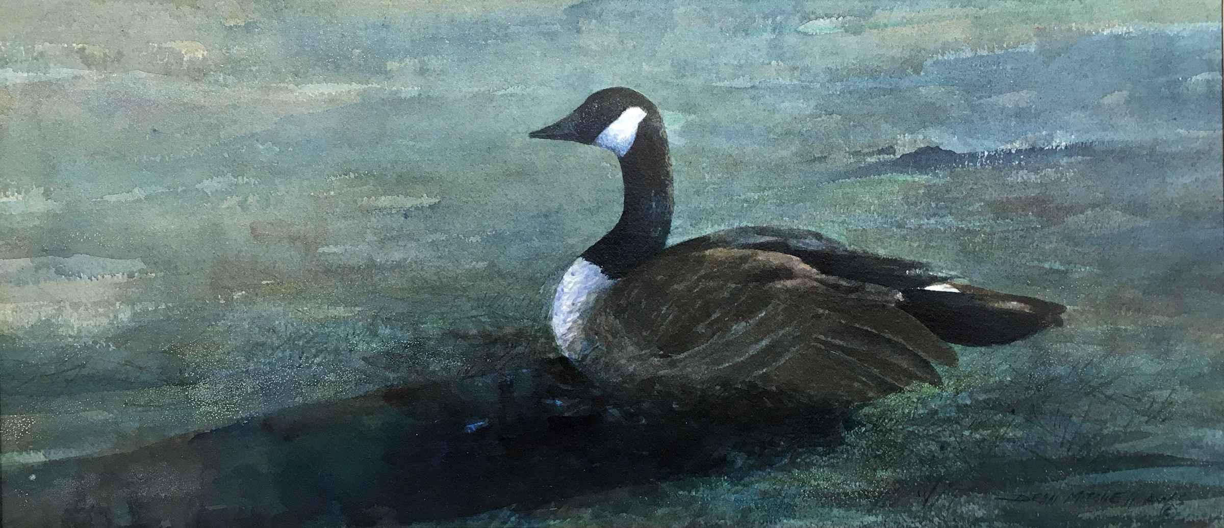 Goose by Dean Mitchell by  Estate Artwork - Masterpiece Online