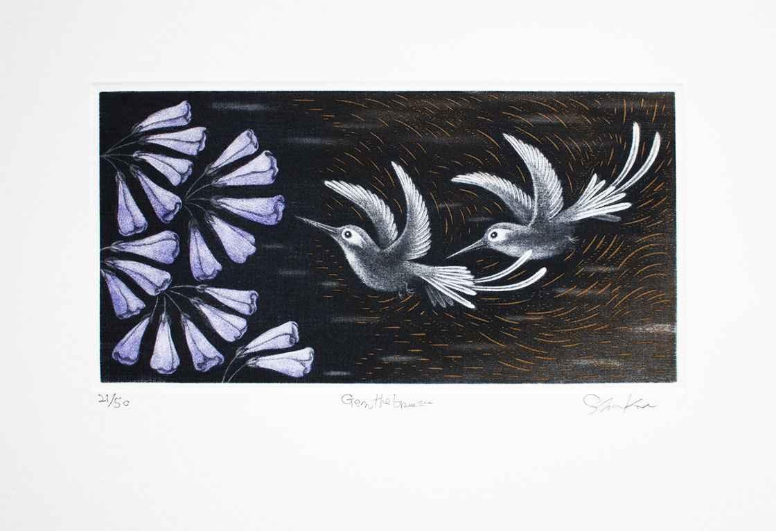 Gentle Breeze by  Shigeki Kuroda - Masterpiece Online