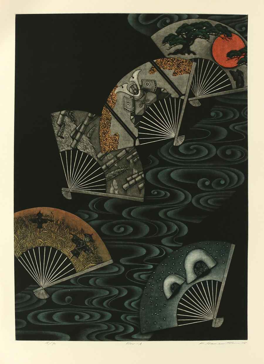 Flow-A by  Katsunori Hamanishi - Masterpiece Online