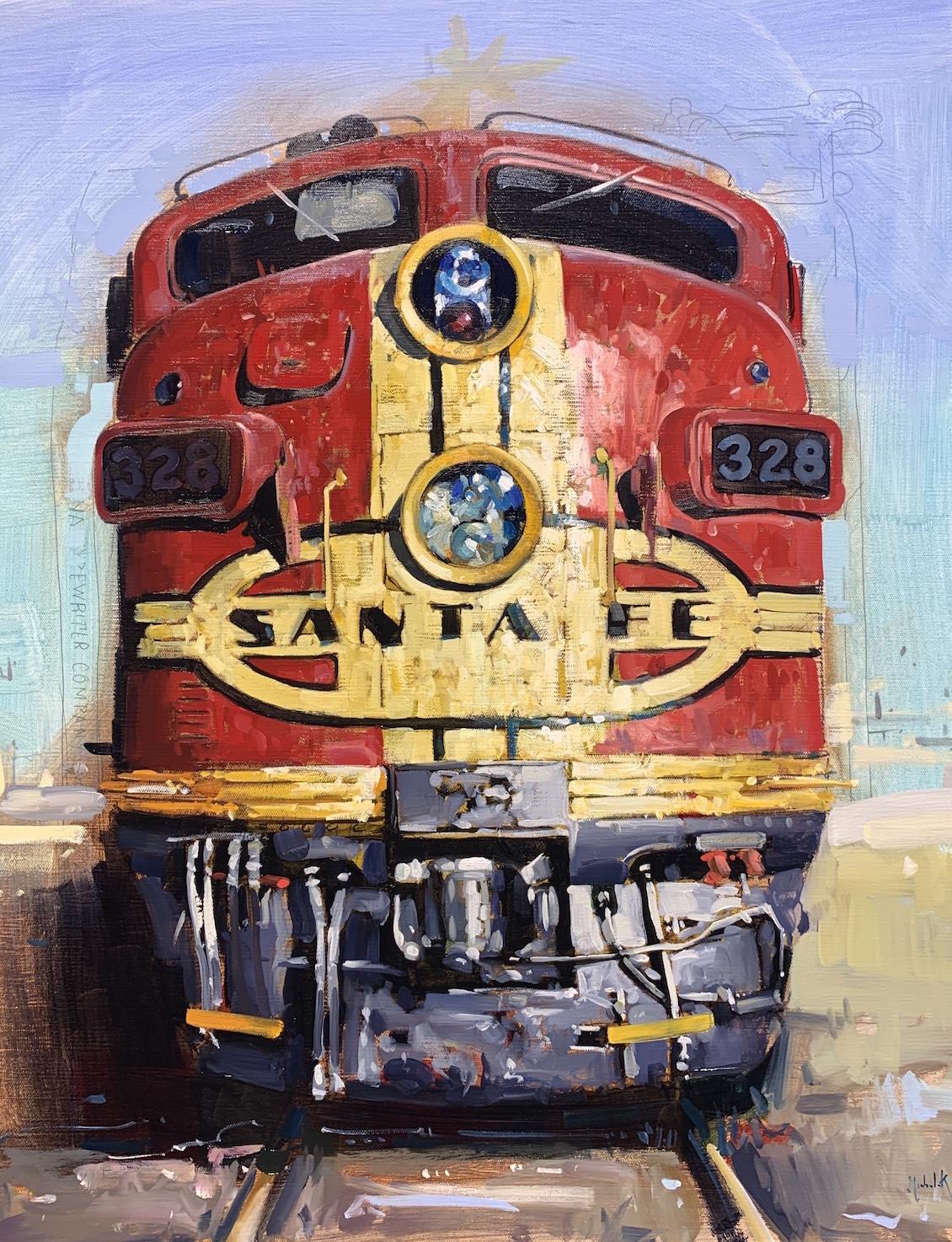 Santa Fe by Mr. Santiago Michalek - Masterpiece Online