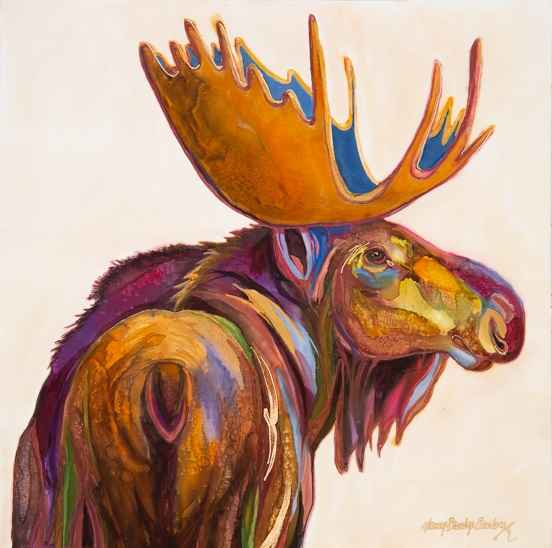 His Majesty by  Nancy Cawdrey - Masterpiece Online
