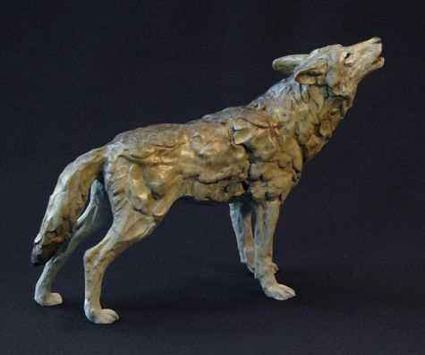 Wolf I by  Jim Eppler - Masterpiece Online