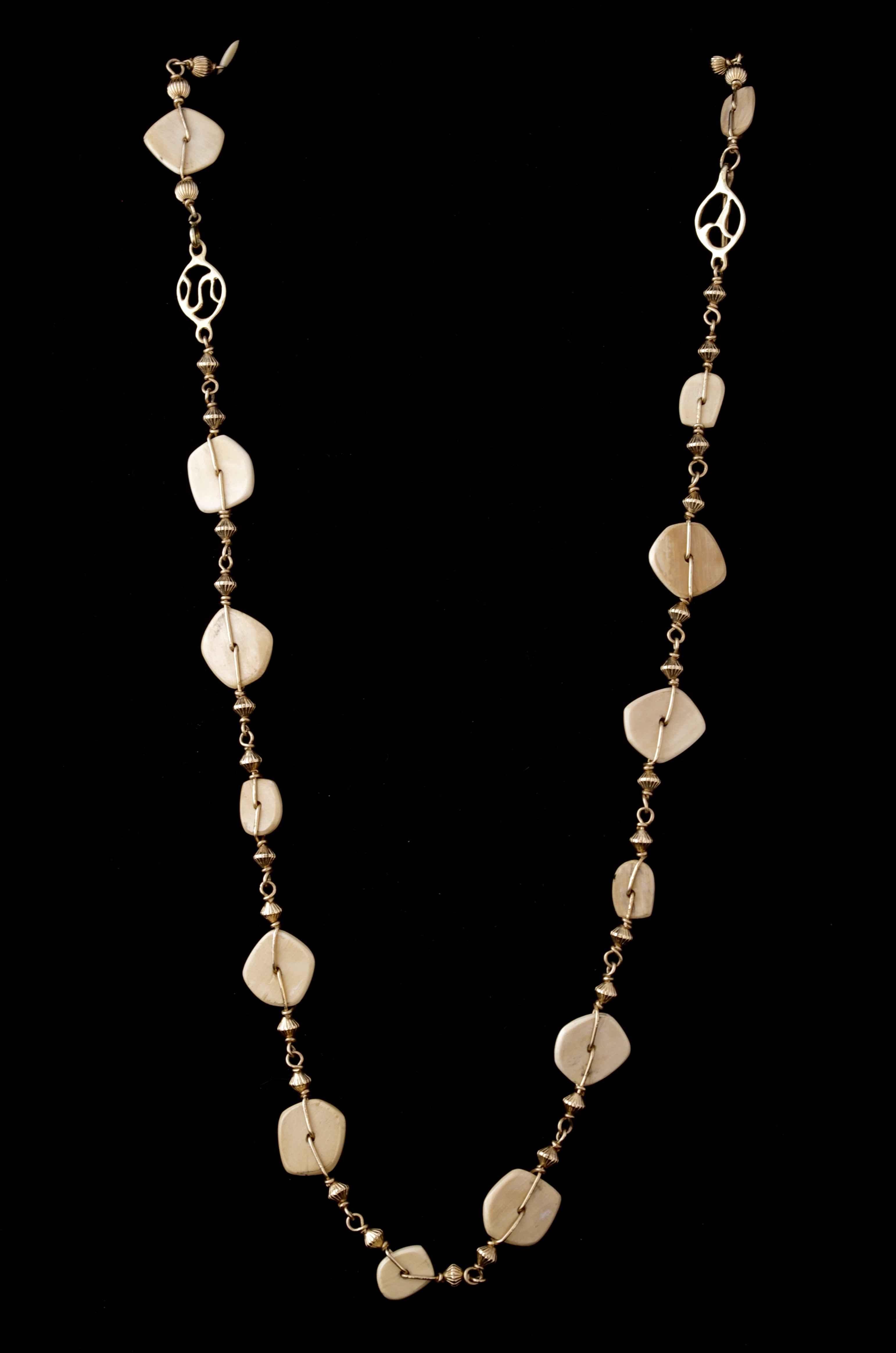 Bits and Pieces Neckl... by  Susan Tereba - Masterpiece Online