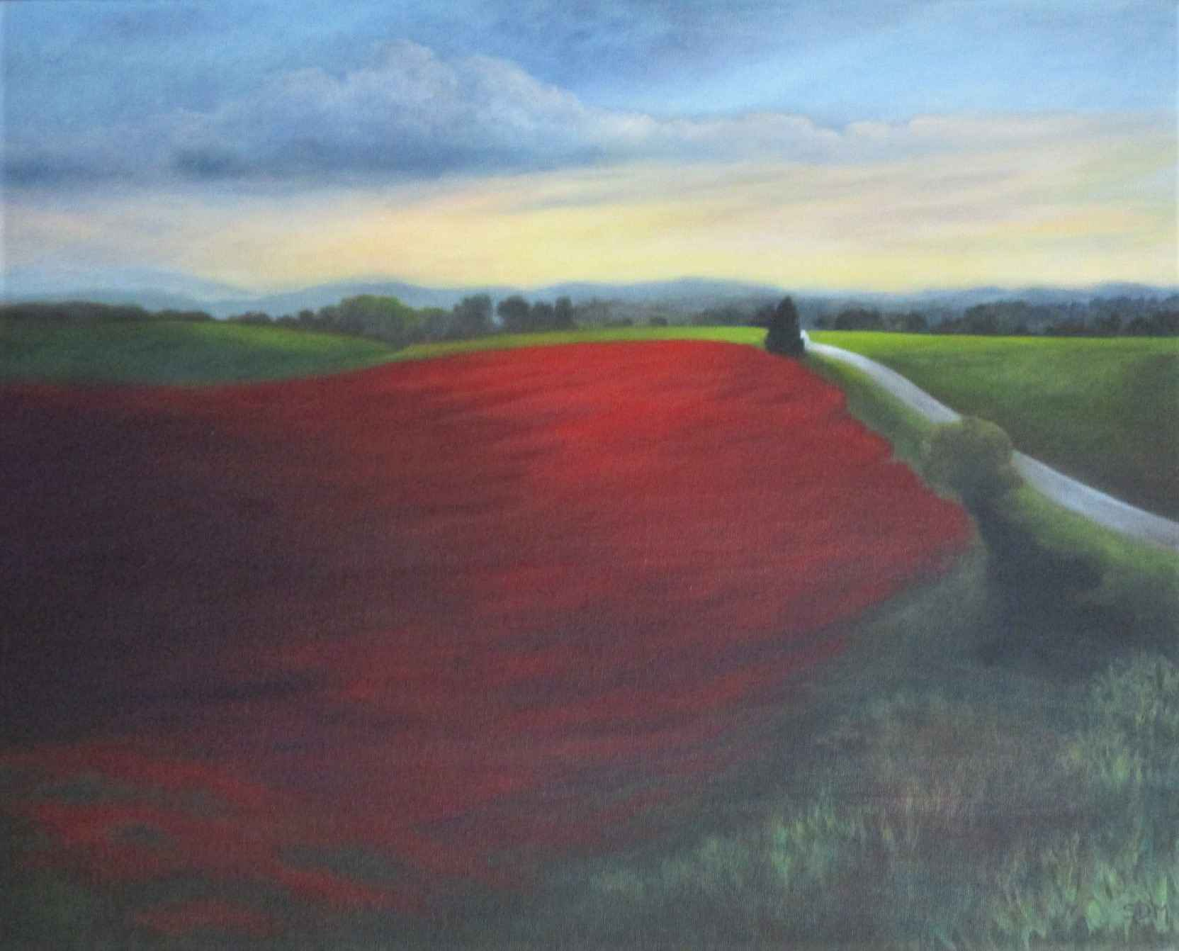 Title Unknown by  Sue-Del McCulloch - Masterpiece Online