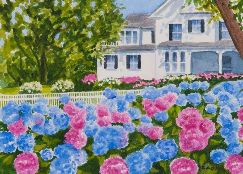 Summer Bloom by  Scott Sager - Masterpiece Online