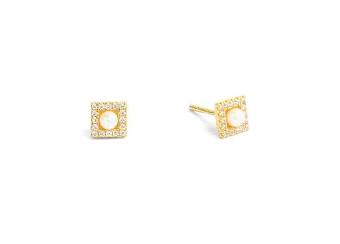 Abinia Pearl Earrings by  Bernd Wolf - Masterpiece Online