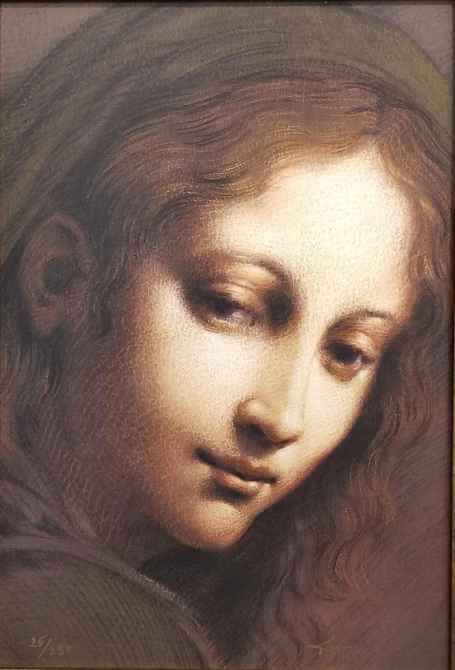 Madonna by  Kurt Wenner - Masterpiece Online