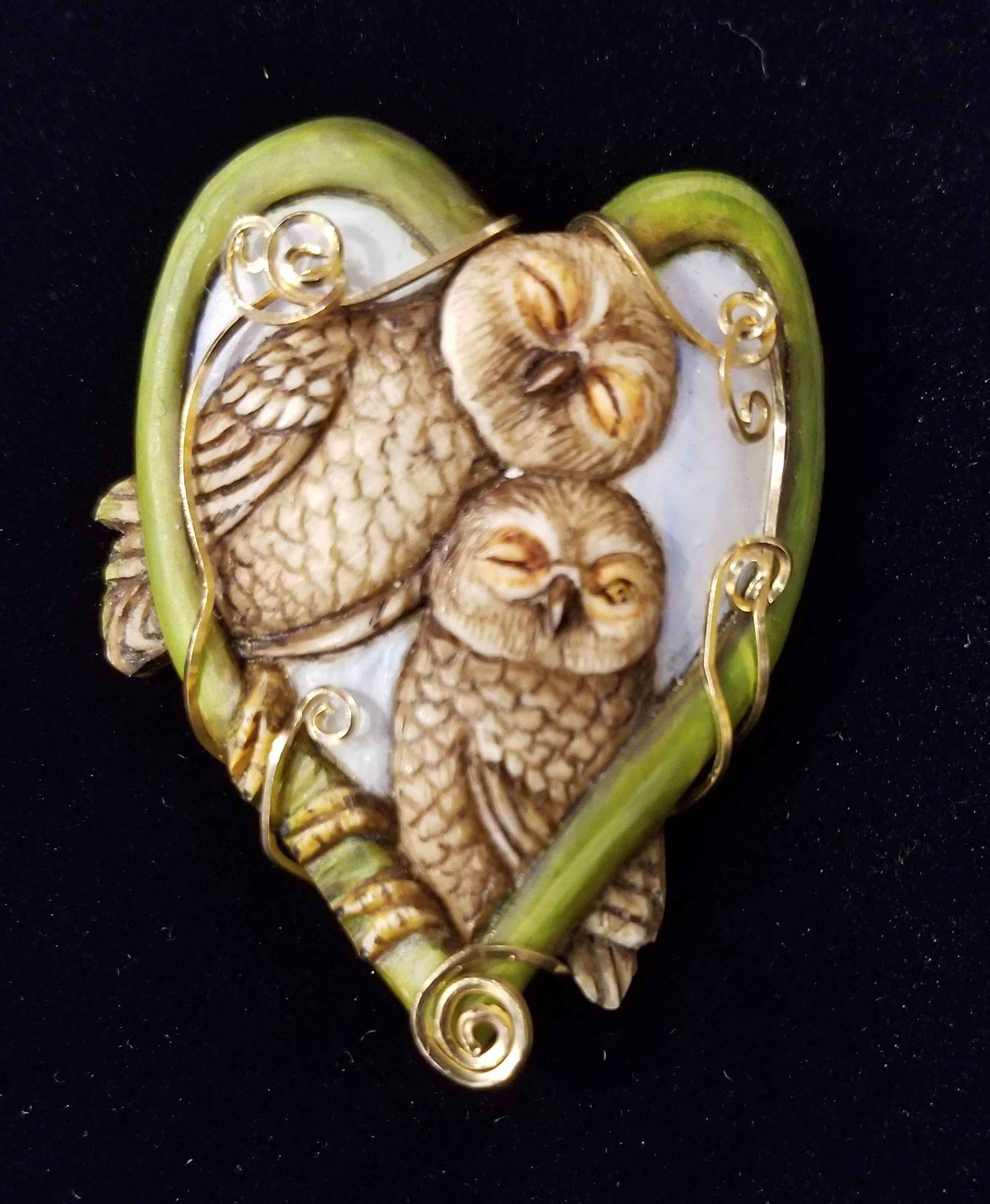 Owl Love You Forever by  Susan Tereba - Masterpiece Online