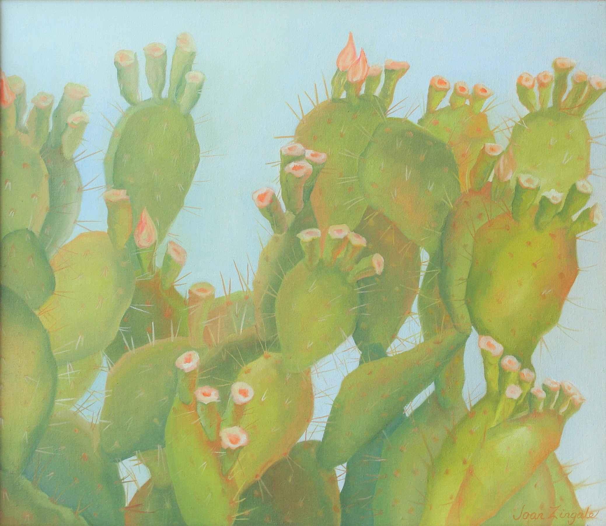Desert Fantasy by Ms. Joan Zingale - Masterpiece Online