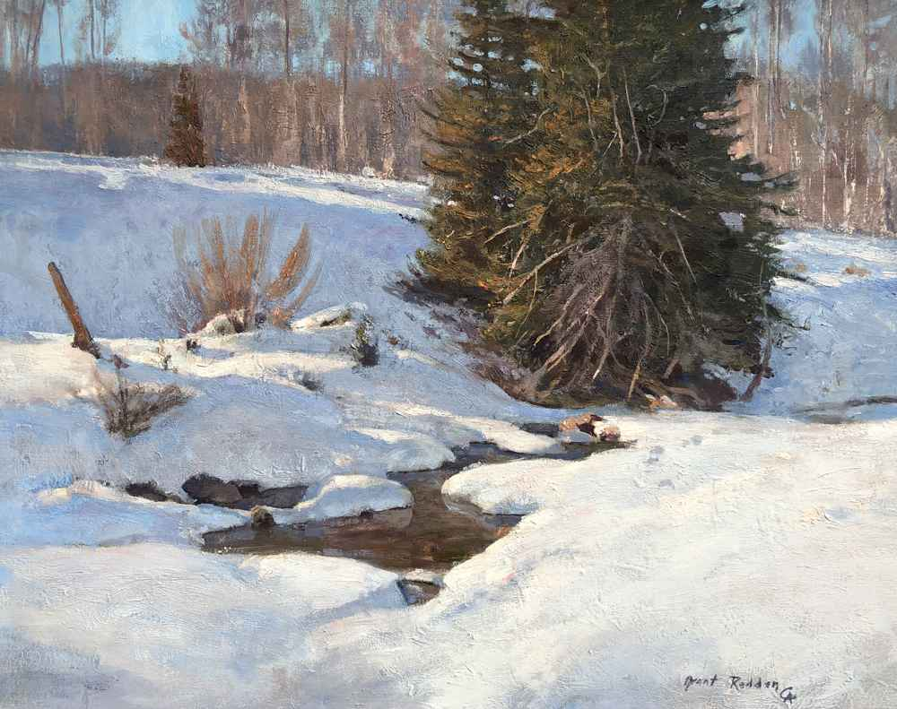Snowbound Creek