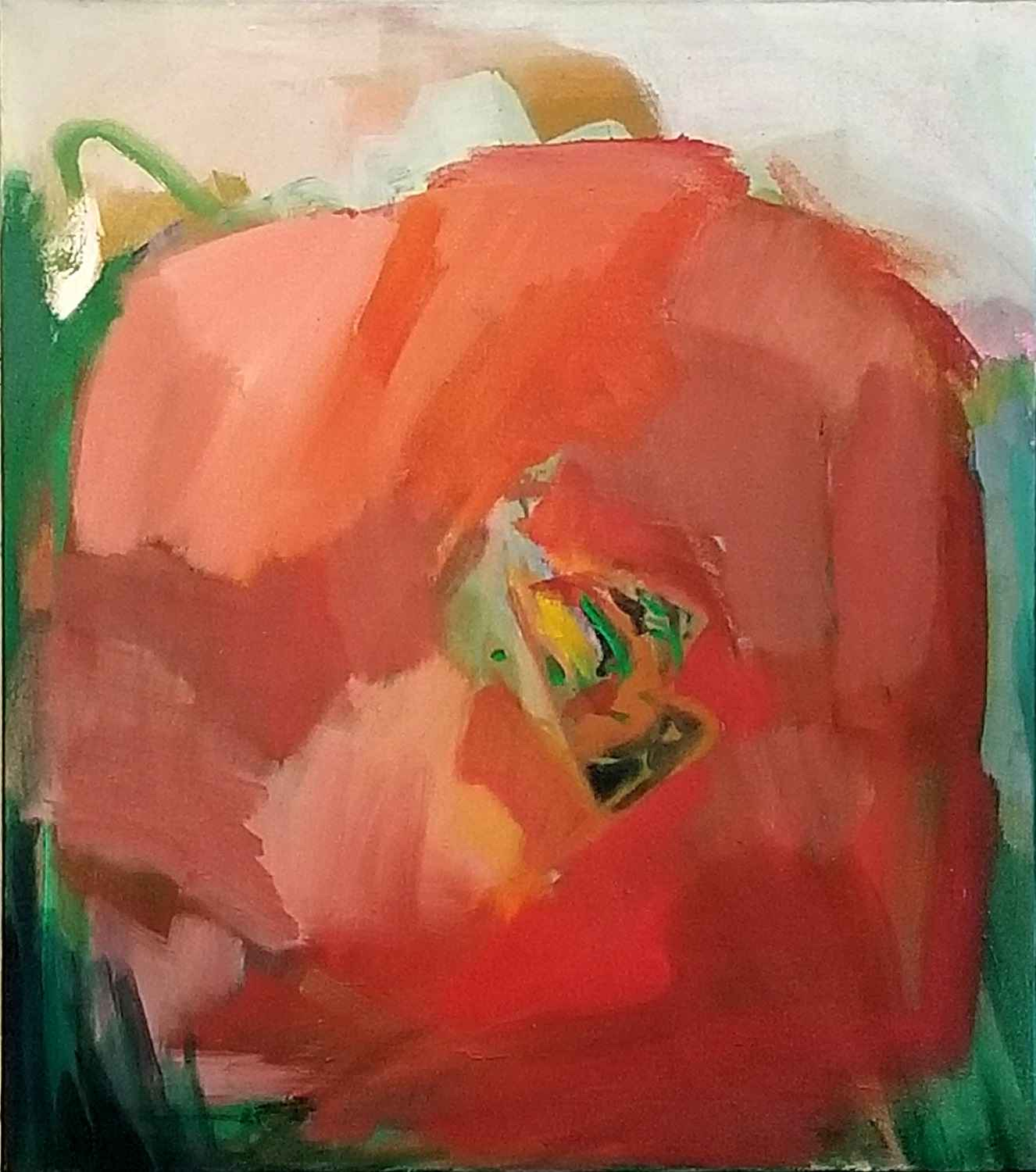 Red, Red Flower by  Kay Kittell - Masterpiece Online
