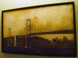 Tappan Zee Bridge by   Georgie (20th Century) - Masterpiece Online