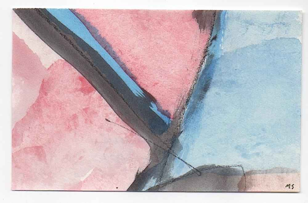 Abstract #4111 by  Merv Slotnick - Masterpiece Online
