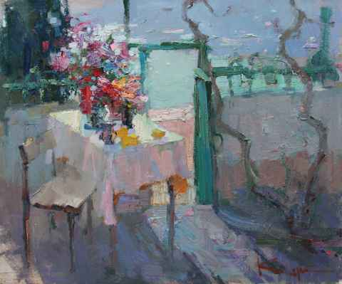 Spring Bouquet by  Slava Korolenkov - Masterpiece Online