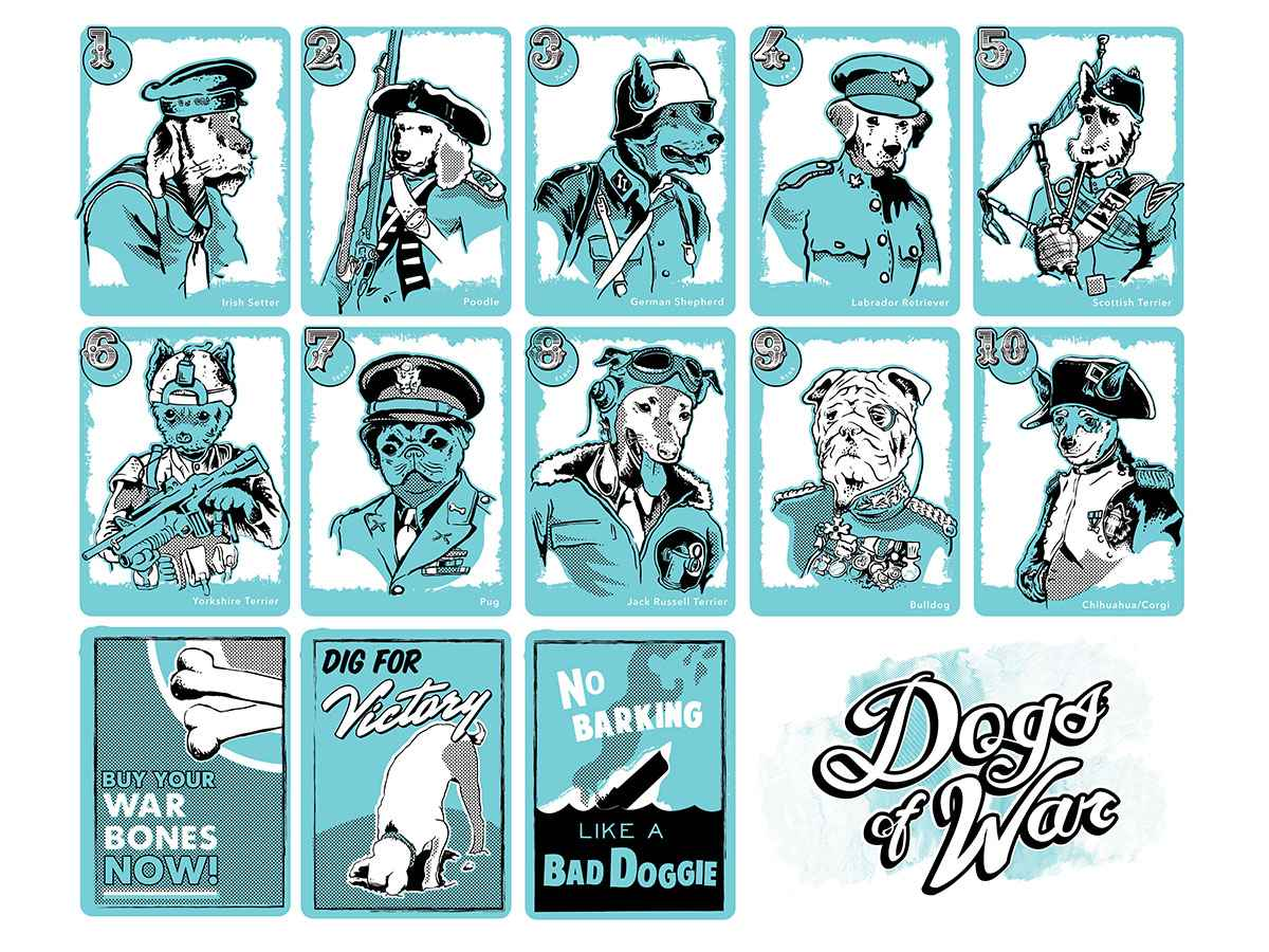 Dogs of War (#1/20 fr...