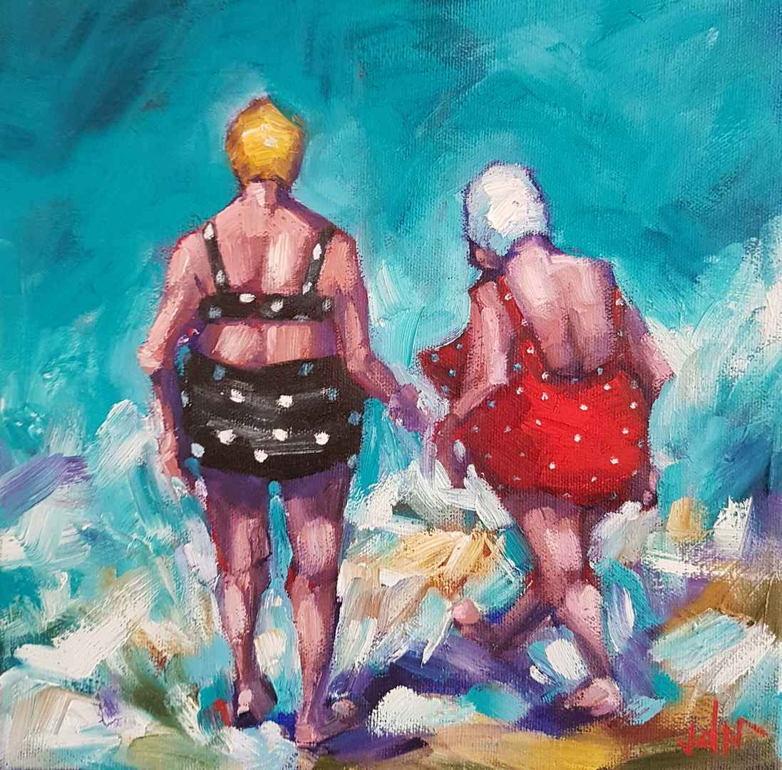 Study Point the Way by  Jamie McCallum - Masterpiece Online
