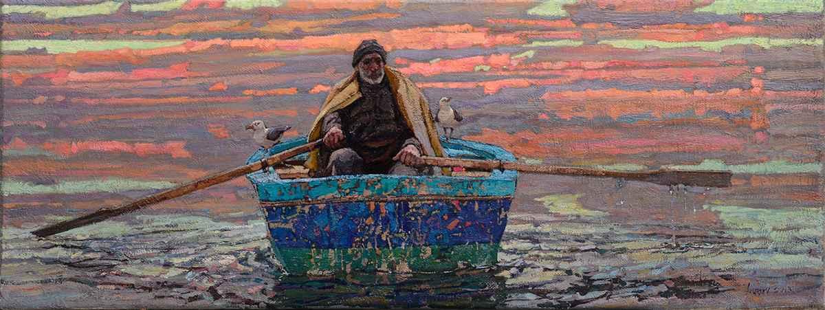 Reminiscing by  Daud Akhriev - Masterpiece Online