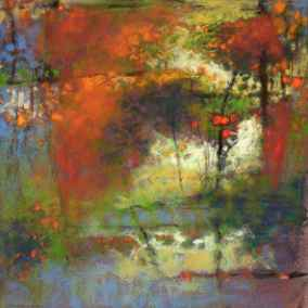Resonating Earth, 24/...  by  Rick Stevens