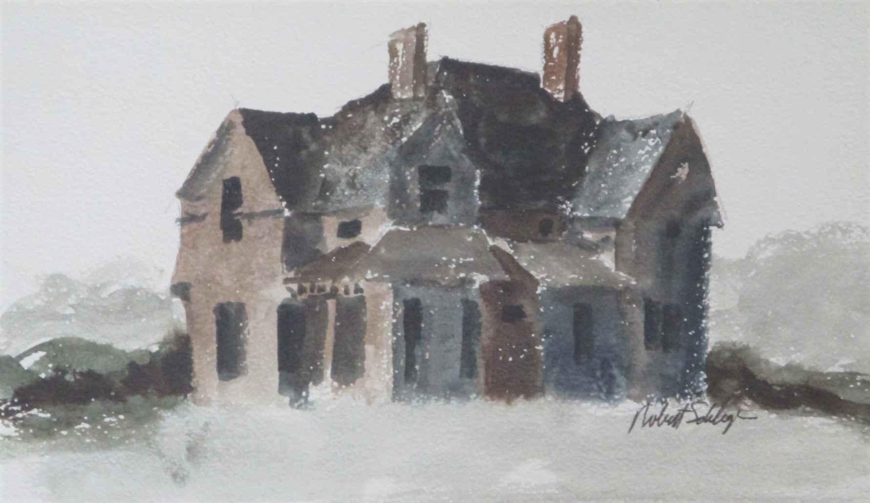 Unknown (House) by  Robert Schlegel - Masterpiece Online