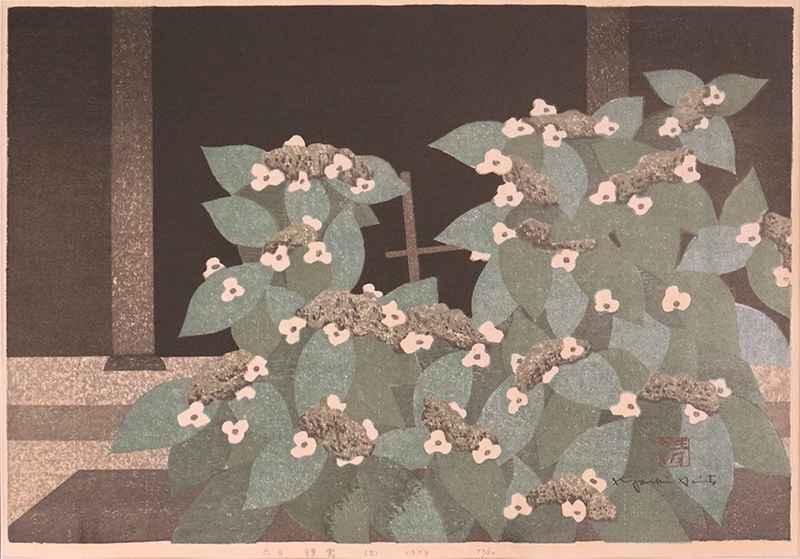 June, Kamakura (E) by  Kiyoshi Saito - Masterpiece Online