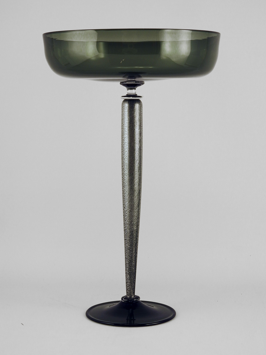 Silver Compote/Tall by  Joshua Wojick - Masterpiece Online