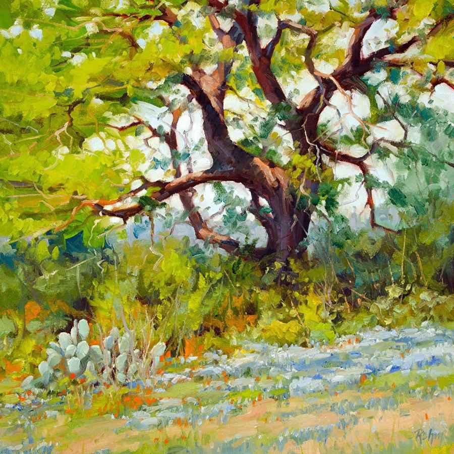 Twisted Oak by Mr Bob Rohm - Masterpiece Online