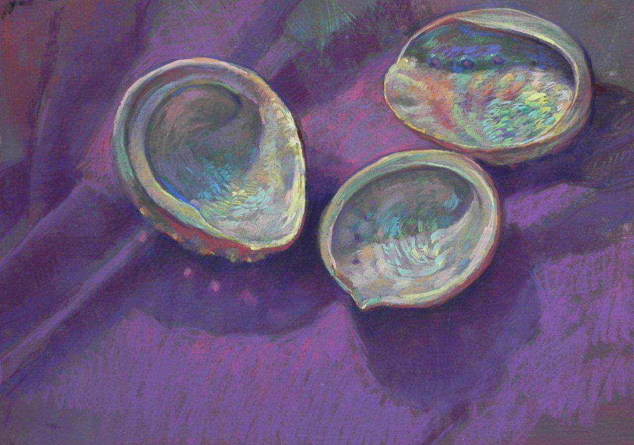 Abalone Iridescent by Ms Kathleen Cook - Masterpiece Online