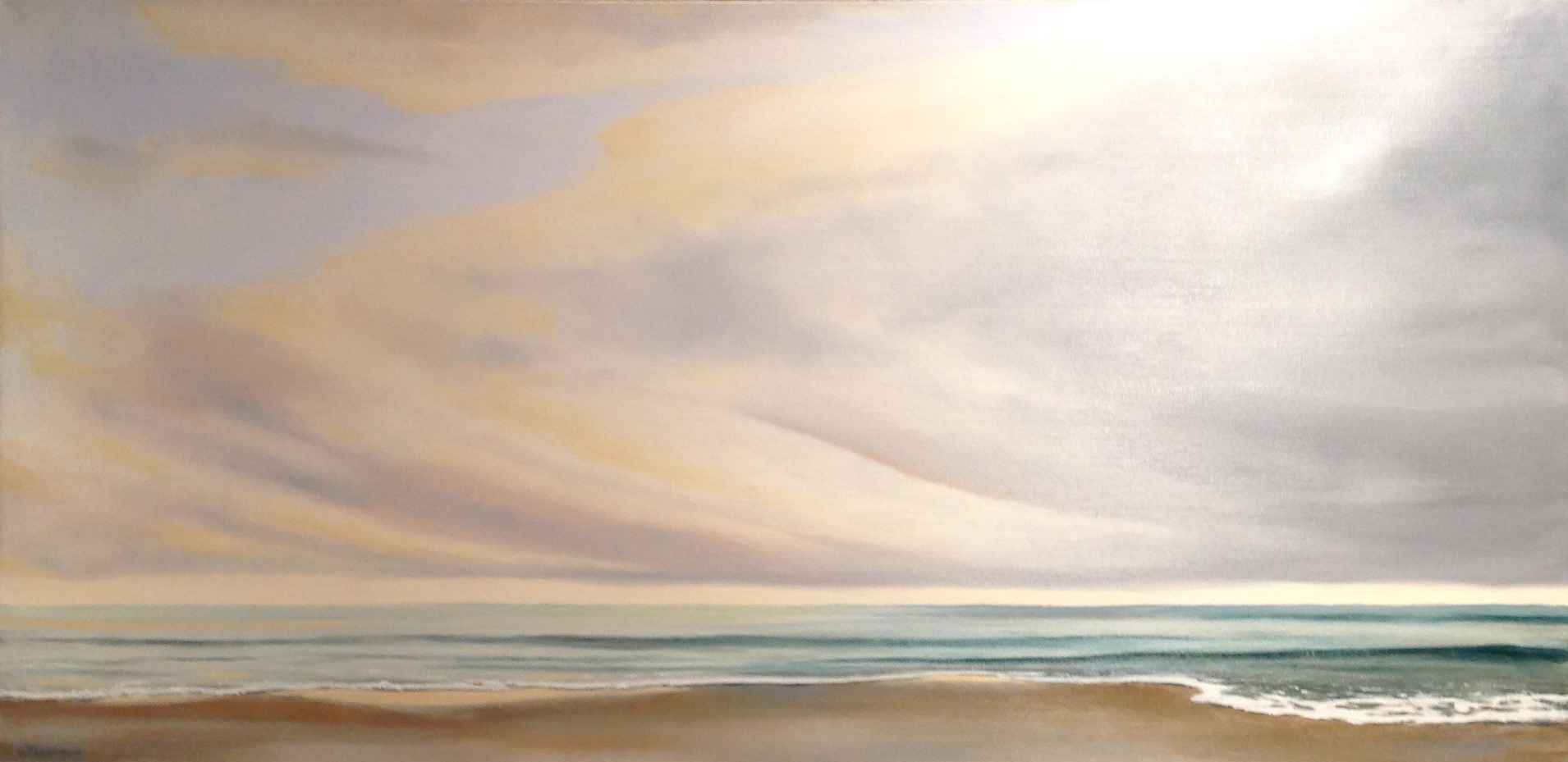Just After by  Sue Sneddon - Masterpiece Online